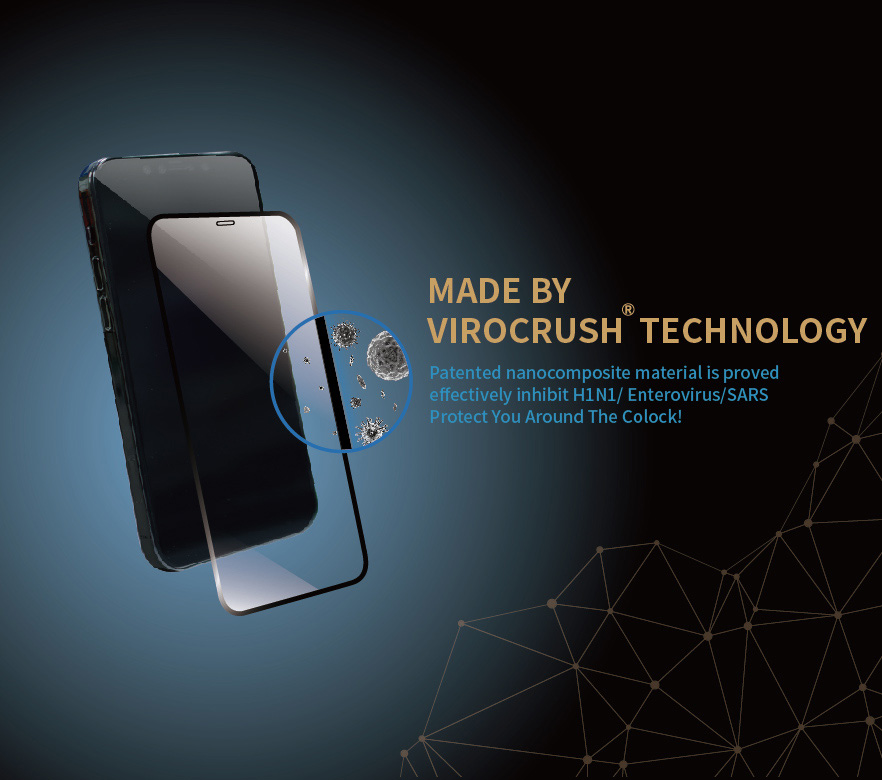 Viroproof Series / iPhone12 all Models